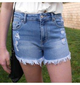 DYLAN Denim Shorts