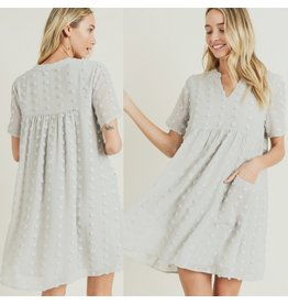 Jodifl MORGAN Textured Tunic Dress