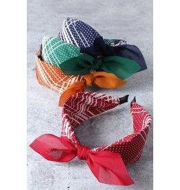 Fashion City RODEO Bow Headband