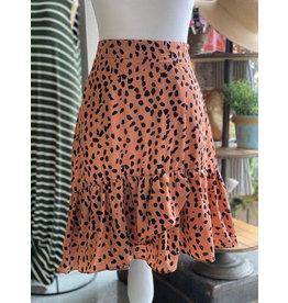 The Ritzy Gypsy PENNY Private Label Cheetah Skirt