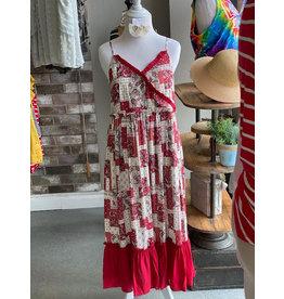 The Ritzy Gypsy CLAIRE Private Label Spaghetti Strap Dress