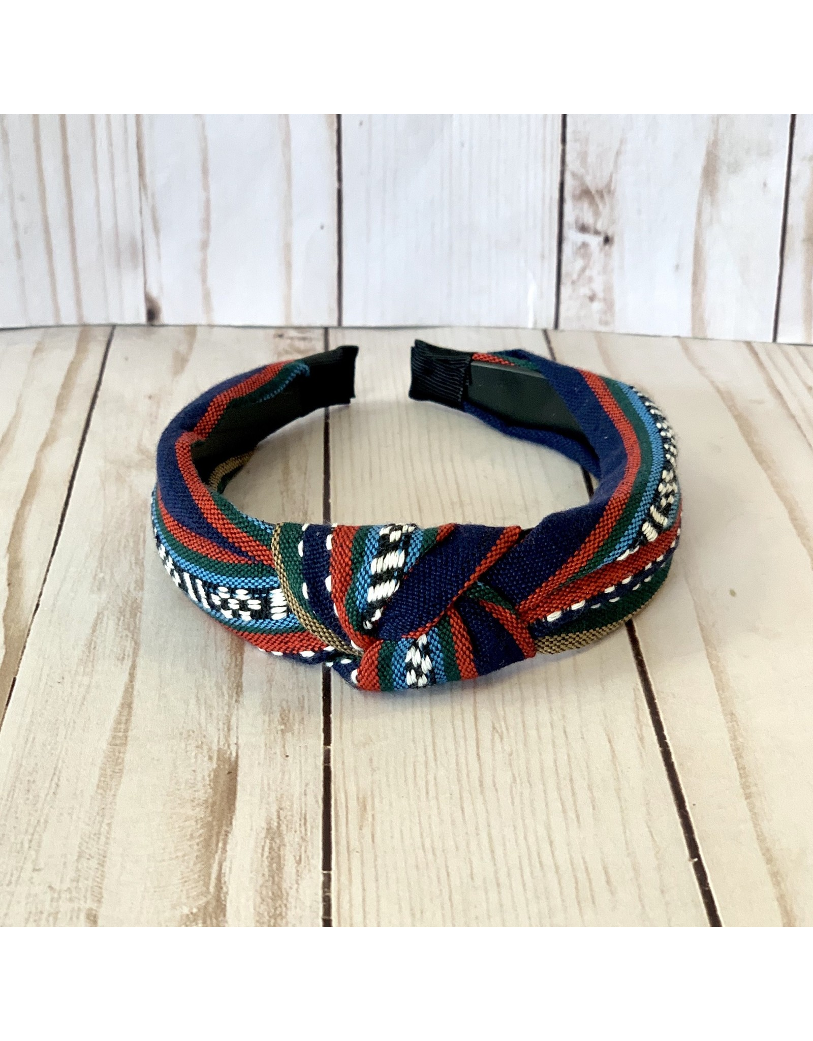 Funteze Accessories TRIBAL Knotted Headband