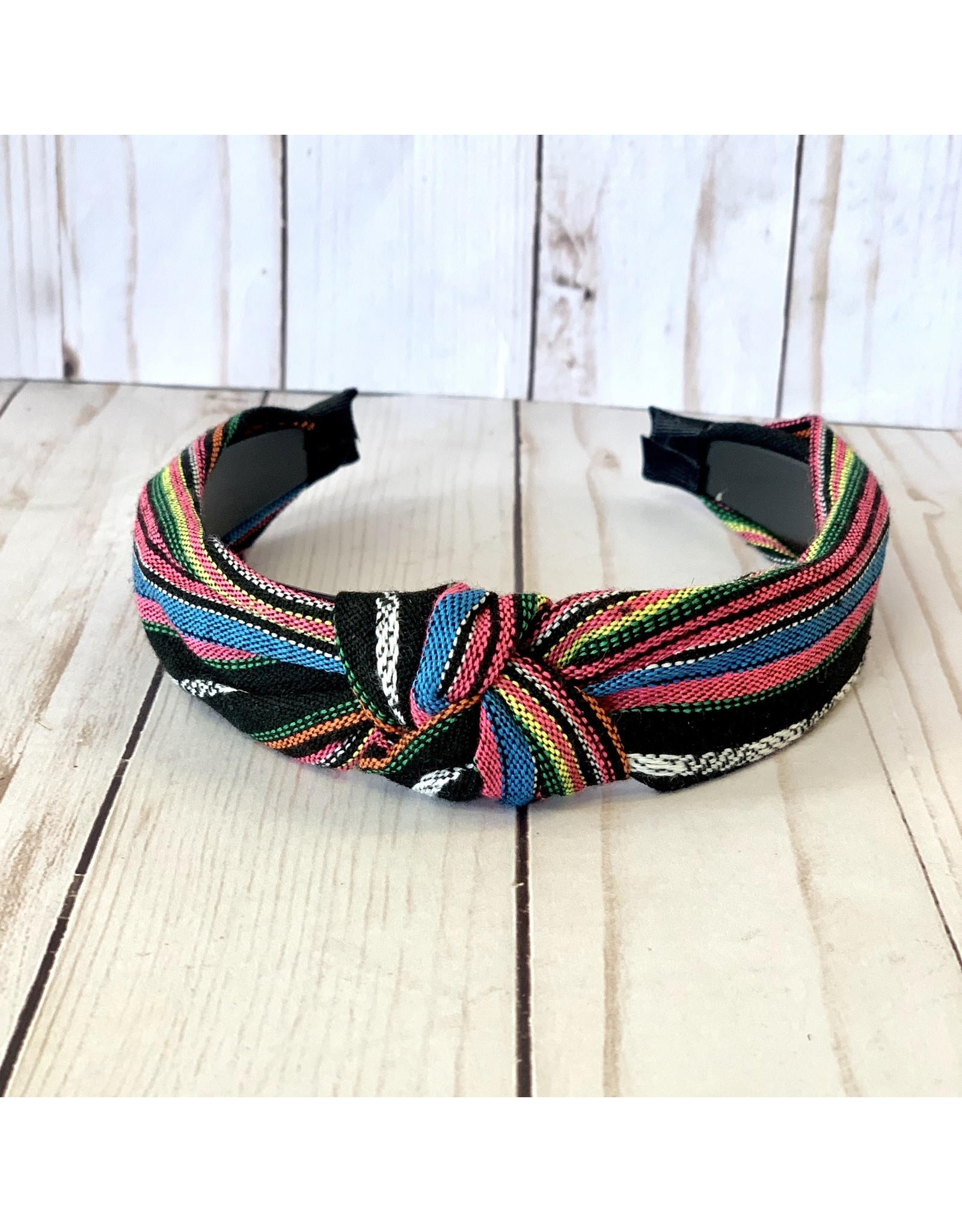 Funteze Accessories TRIBAL Knotted Headband