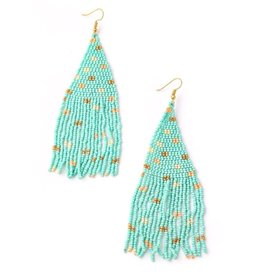 Anarchy Street DAZZLE Beaded Dangle Earrings