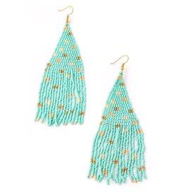 The Ritzy Gypsy DAZZLE Beaded Dangle Earrings