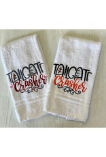 The Ritzy Gypsy TAILGATE CRASHER Kitchen Towel