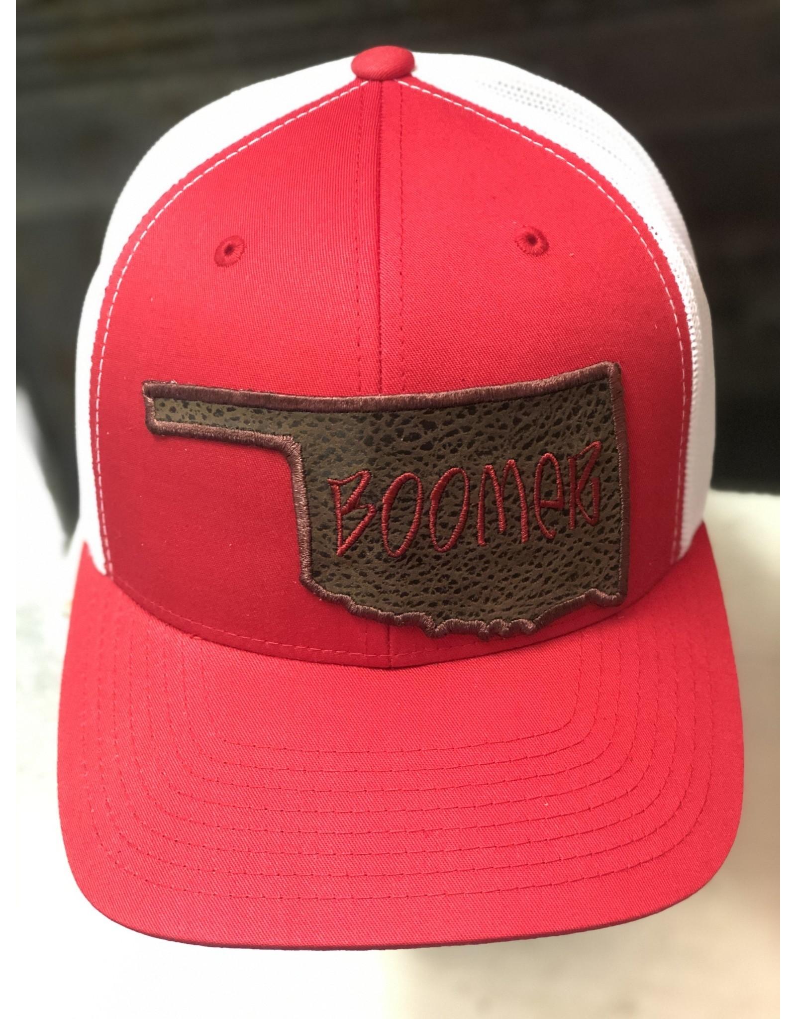 The Ritzy Gypsy BOOMER Trucker Hat