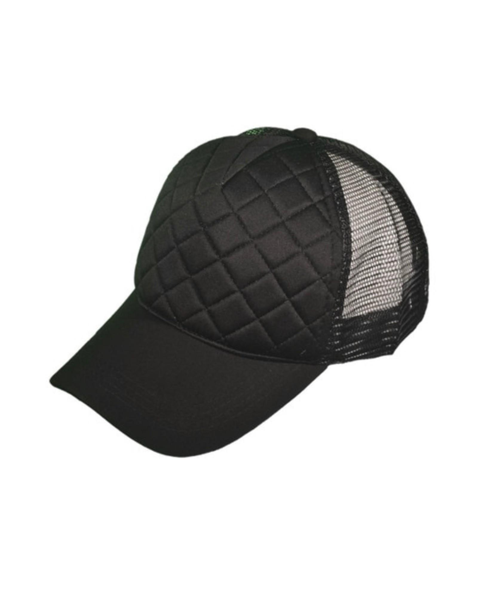 Buck Wholesale QUILTED Foam Trucker Hats