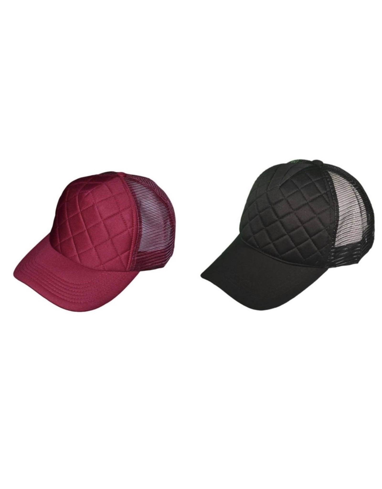 The Ritzy Gypsy QUILTED Foam Trucker Hats