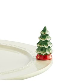 Nora Fleming O' TANNENBAUM Mini (Christmas Tree)