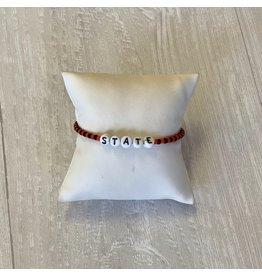 The Ritzy Gypsy POKES Beaded Wrap Bracelets