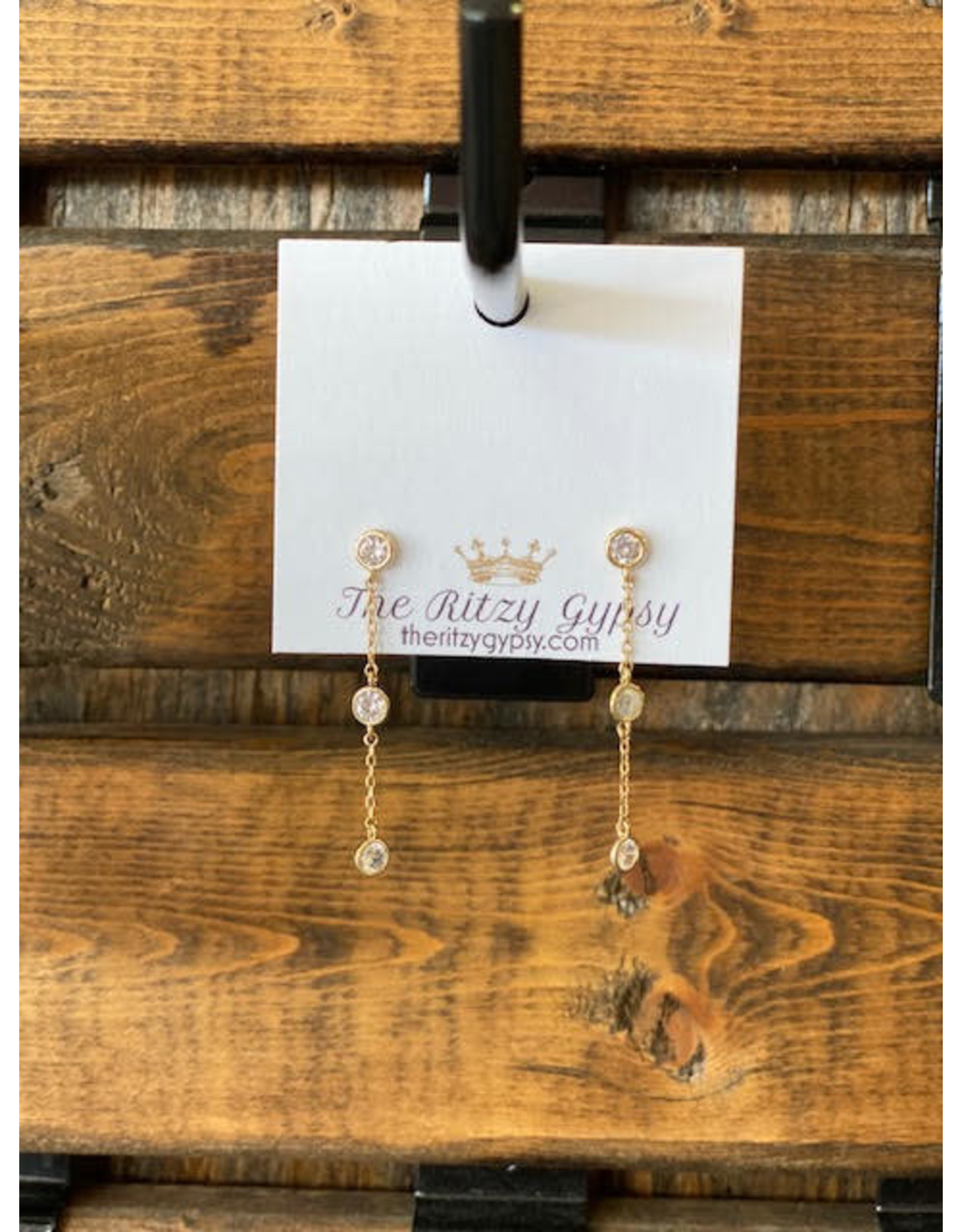 Nahmu RAIN Drop Earrings