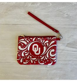 The Ritzy Gypsy OU Wristlet