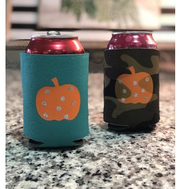 TSC Apparel FILL ME UP Pumpkin Koozie