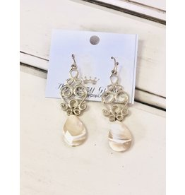 Basket CARMELA Drop Earring