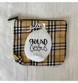 The Ritzy Gypsy Cosmetic Bag GOURDgeous