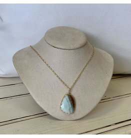 The Ritzy Gypsy BLUE SEA Necklace