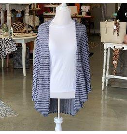 LAYNE Stripe Cardigan O/S
