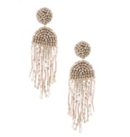 Art Box AVA Seed Bead Tassel Earring
