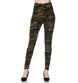 SARGENT Camo Leggings