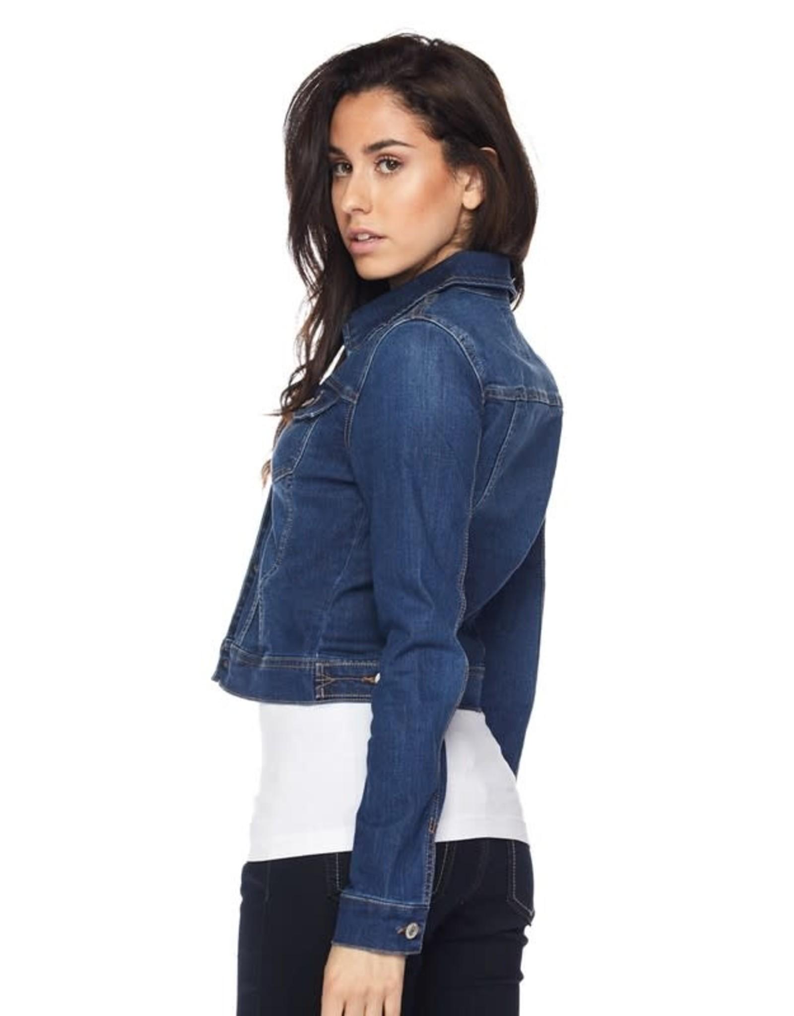 fashiongo QUEEN JEAN jacket