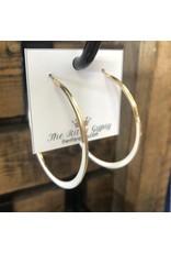 ENJOY Hoop Earring