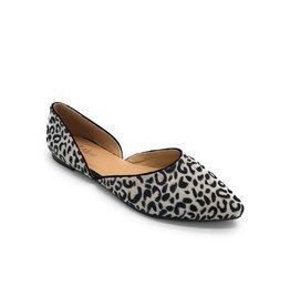 The Ritzy Gypsy TESSA Leopard Flat