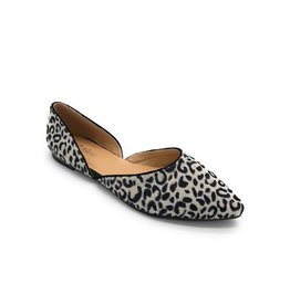Verona Collection TESSA Leopard Flat