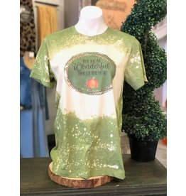 The Ritzy Gypsy Wonderful Time Bleached Tee