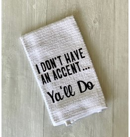 The Ritzy Gypsy Accent Towel