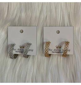 KNC Wholesale DAINTY Hoop Earrings