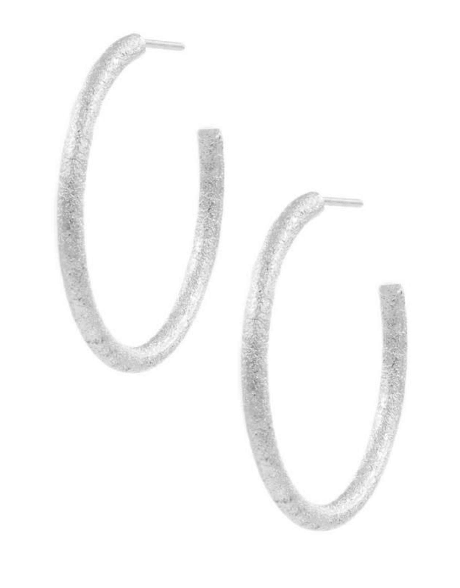 The Ritzy Gypsy KHLOE Sparkle Hoops