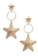 Art Box BLAZE Star Earrings