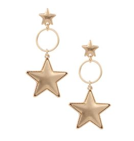 Art Box BLAZE Star Earrings