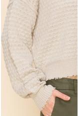 HYFVE SANDY Textured Sweater