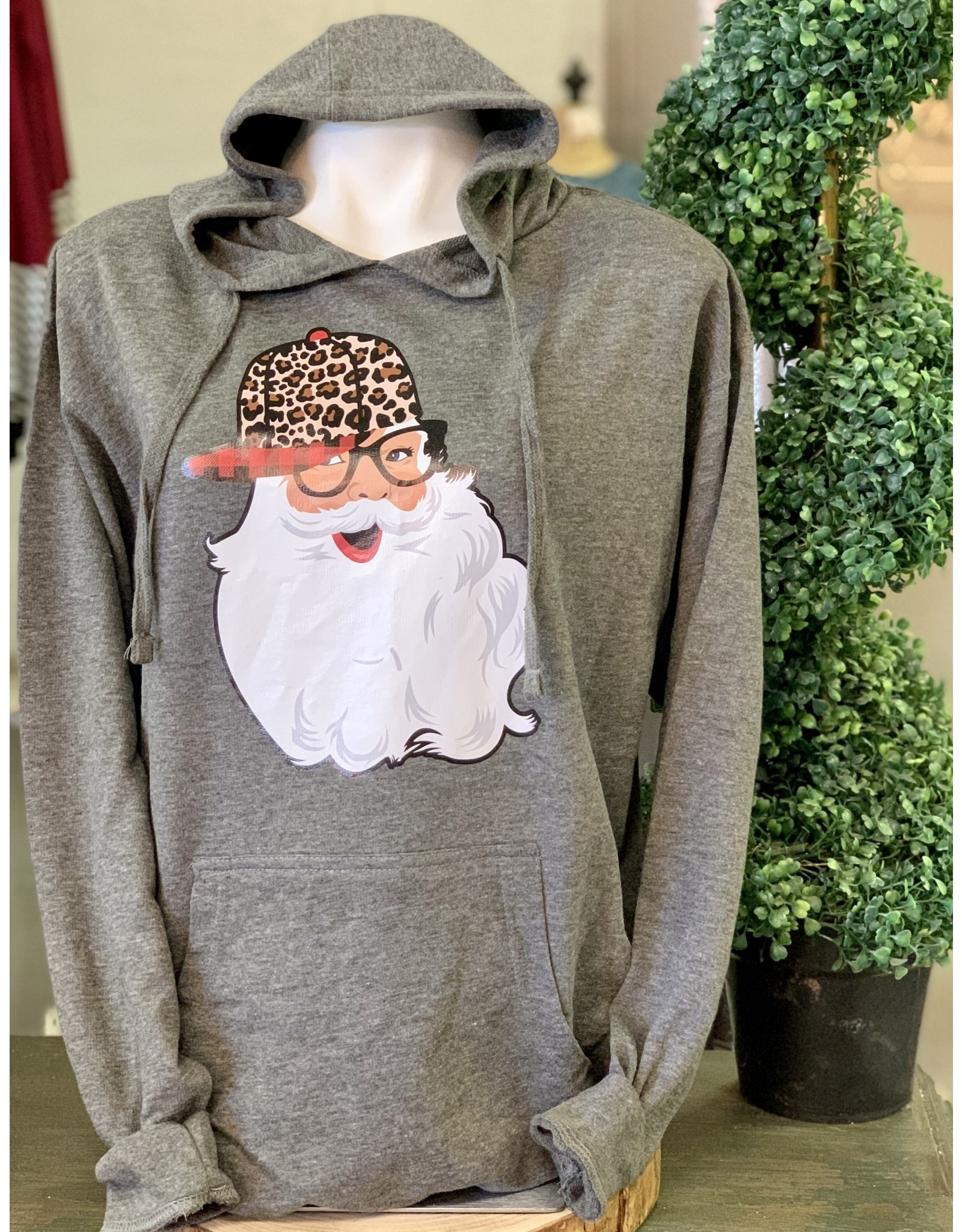 The Ritzy Gypsy Santa Homie Sweatshirt