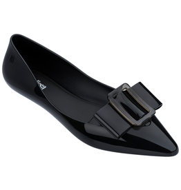 The Ritzy Gypsy EVE Melissa Black Pointed Flat