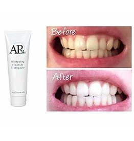 The Ritzy Gypsy Whitening Toothpaste