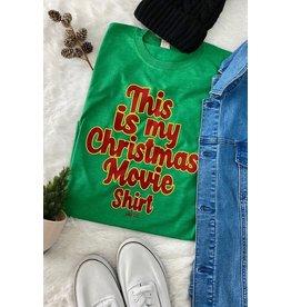 L&B Life CHRISTMAS MOVIE Graphic Tee