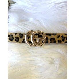 Art Box/KNC HOLLYWOOD Leopard Belt