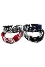 Funteze Accessories RODEO Paisley Headbands