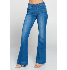 C'est Toi BRISTOW High Wasited Gentle Flare Jeans