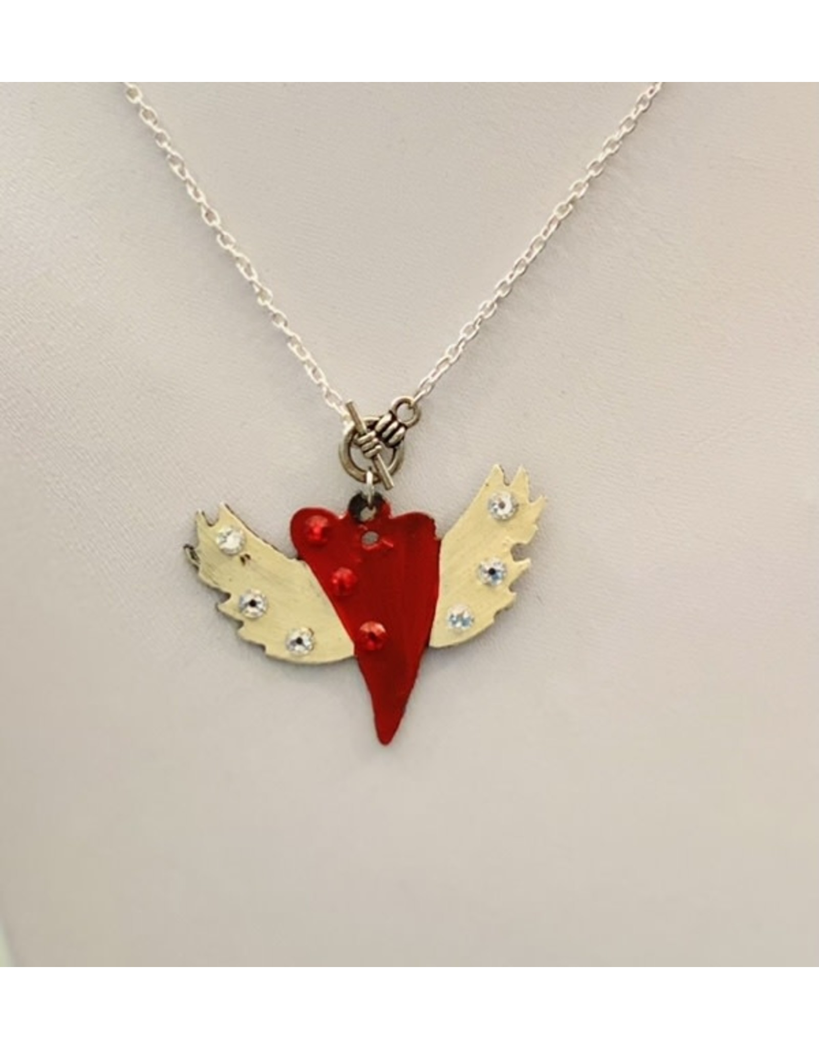The Ritzy Gypsy SWEET HEART Necklace