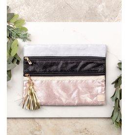 The Ritzy Gypsy VERSI BAG- Blush