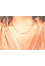 OLIVER Chain Stackable Necklace