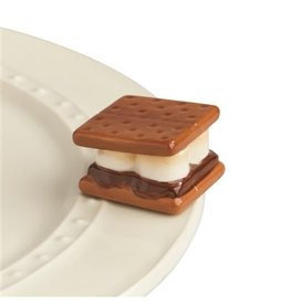 Nora Fleming GIMME S'MORE Mini (S'more)