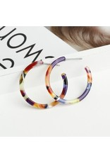 ART Colorful Mini Hoops
