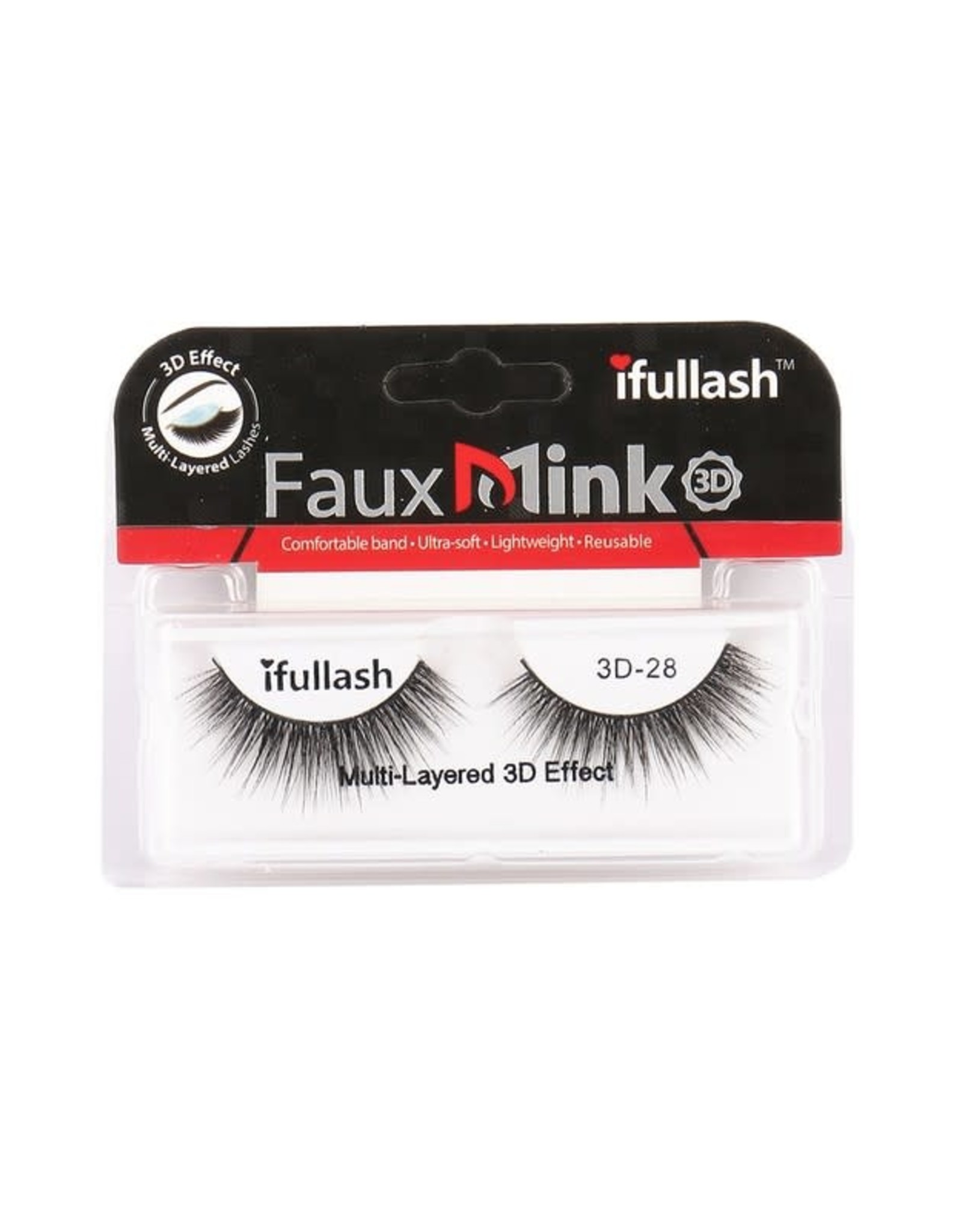 fashingo ANNA Cosmetic Lashes