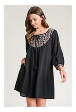 Jodifl JOLENE Embroidered Dress