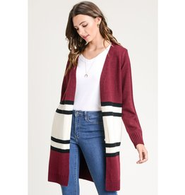 Jodifl SOFIA Striped Cardigan